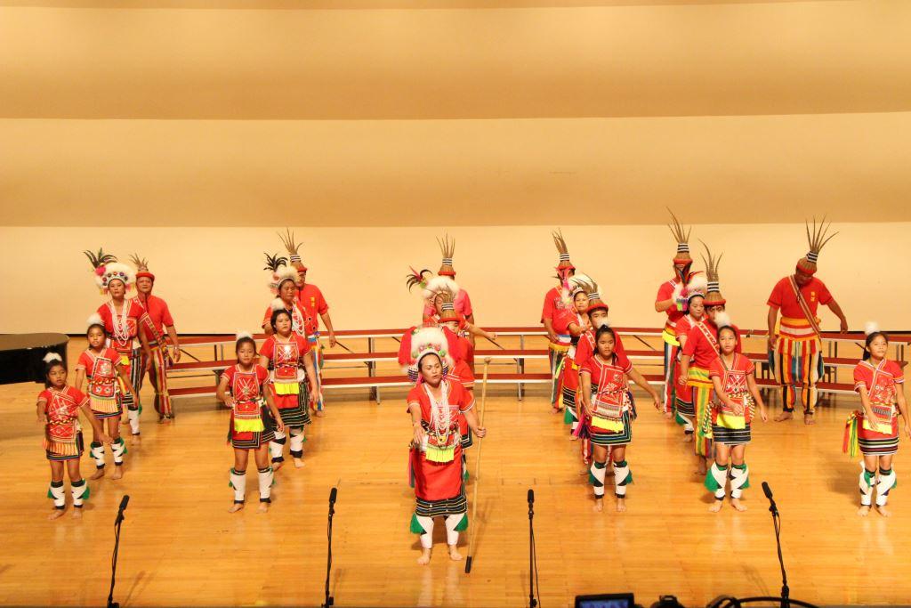 104年花蓮縣原住民族語歌謠合唱比賽